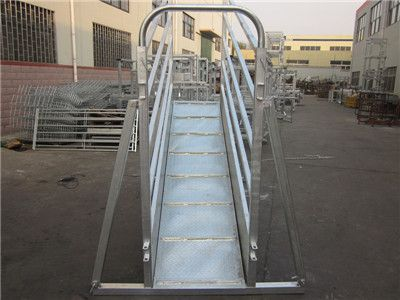 Cattle Ramp