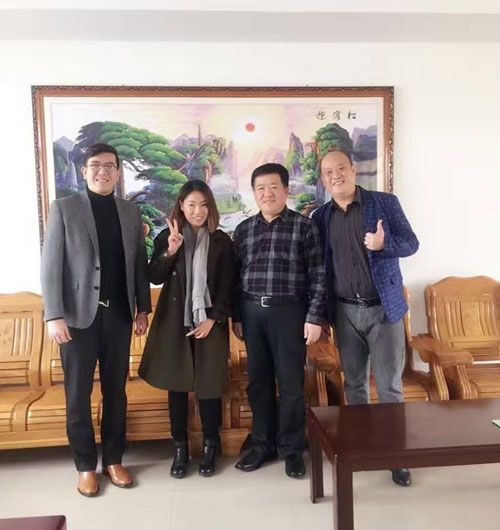 Sinoart with Haylite machinery overseas promotion strategic cooperation agreement