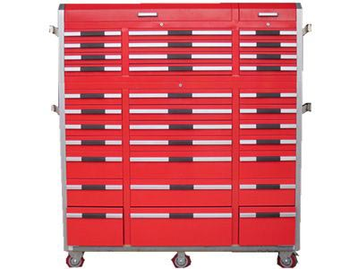 33 Red Tool Cabinet